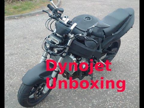 Dynojet Unboxing  -  for   CBR900RR