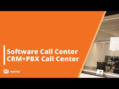 Software Call Center. CRM + PBX para Call Center Telemarketing