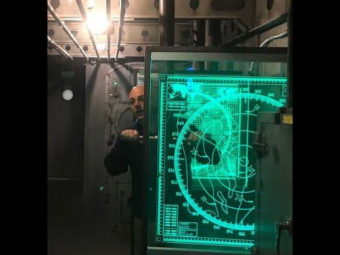 Computer guru creates 'Unreal Escapes' aboard battleship
