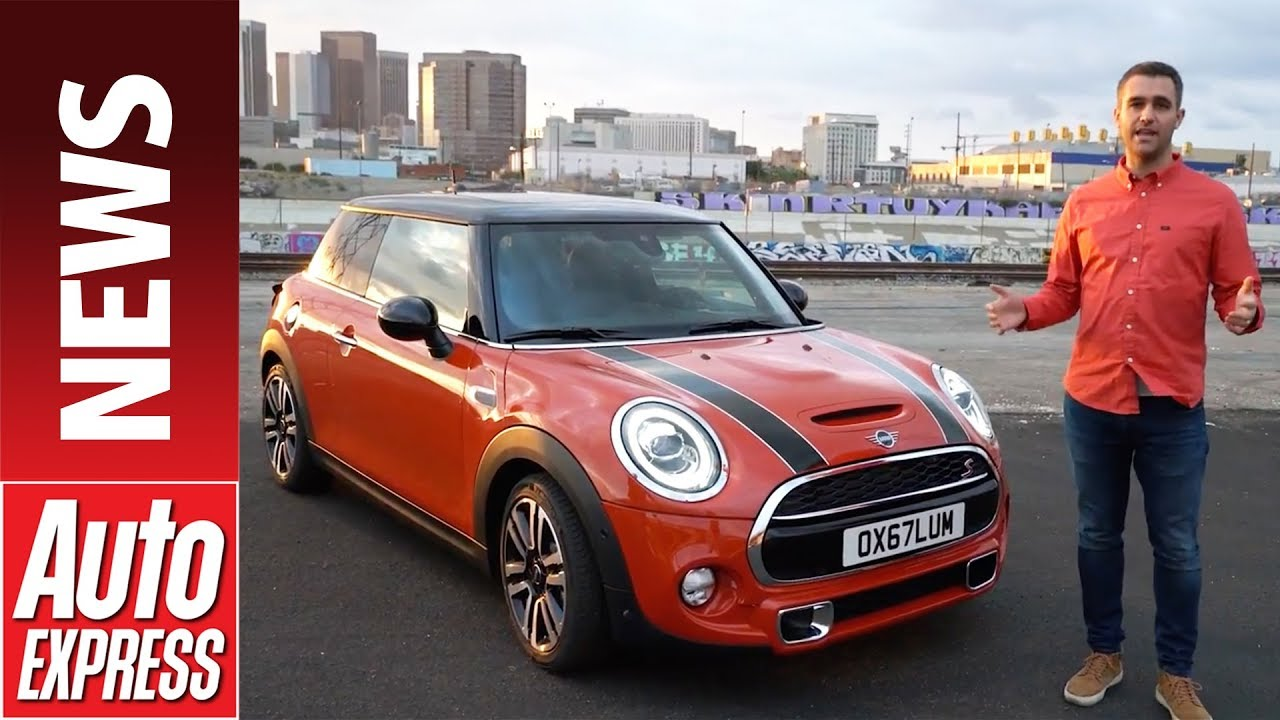 New Facelifted Mini Revealed For 2018 New Styling Dual Clutch