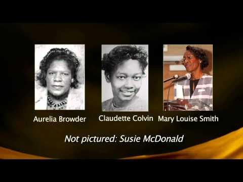 2011  Black & Gold Standard Award - Thelma McWilliams Glass