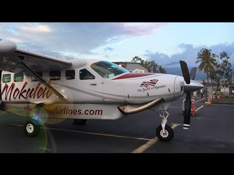 Moving To Hawaii For Mokulele Airlines - It