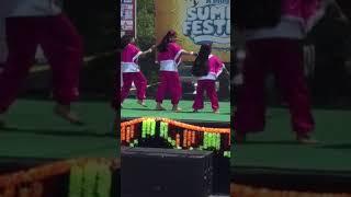 Swag se swagat tejaswi Chekuri performance