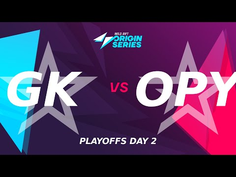 WR:OS August Cup Finals Day 2 GK vs OPY - Group C
