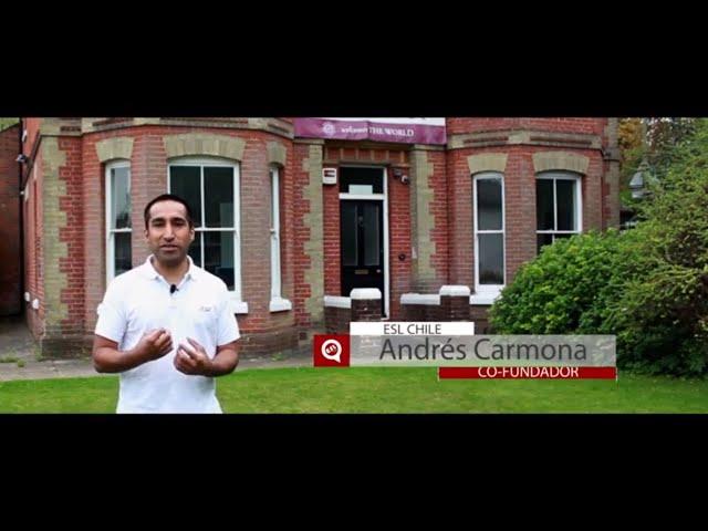 Estudiar inglés en ATC  Winchester Inglaterra |  ESL Chile