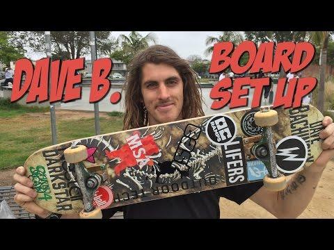 DAVE BACHINSKY - BOARD SET UP & INTERVIEW