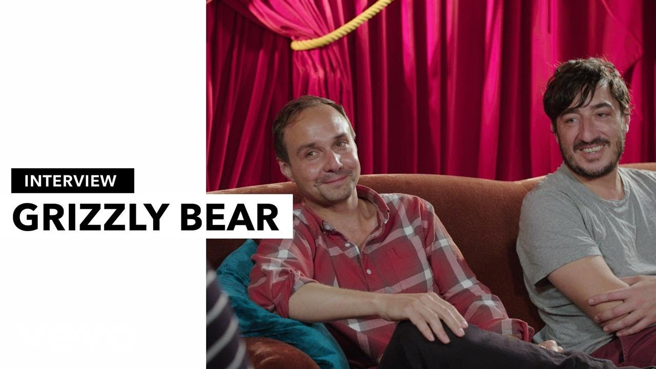 Grizzly Bear - Grizzly Bear Talk Painted Ruins, Coming of Age and Lazer Boobs