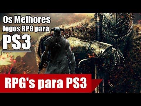 OS MELHORES RPG's PARA PS3 [2018]