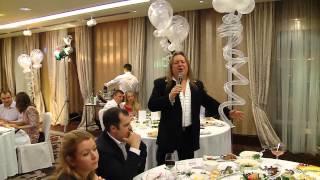 Владимир Ефимов-ведущий,тамада,певец. Свадьба-видео Дмитрия и Юлии