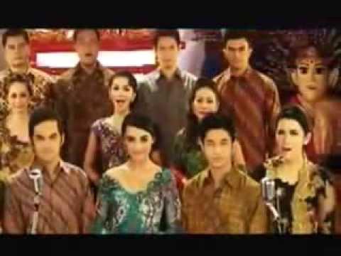 Indonesia National Anthem (All Artist) - INDONESIA RAYA