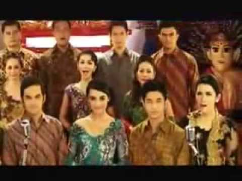 Indonesia National Anthem All Artist  INDONESIA RAYA
