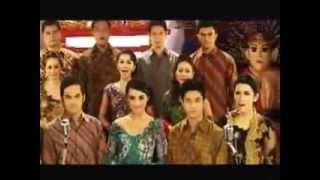 indonesia national anthem all artist indonesia raya