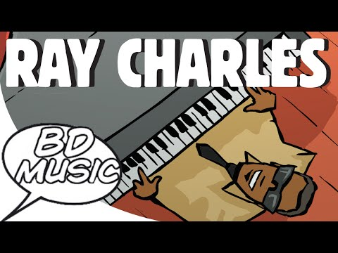 BD Music Presents Ray Charles (Hit the Road Jack, Georgia on My Mind & more songs)