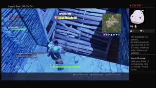 Fortnite live stream road to 2 wins/Attempting to troll lol