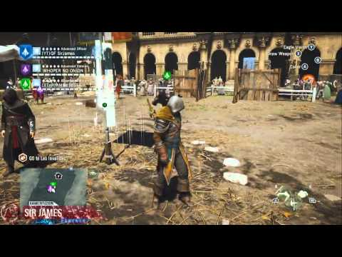 Assassin's Creed Unity Co-op Missions - The Tournament