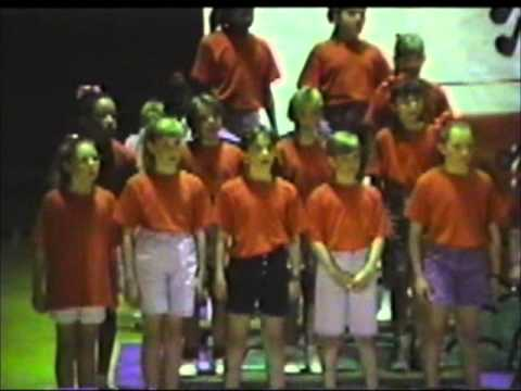 Berea Community Elementary School 5th grade Program-1