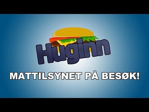 MATTILSYNET PÅ BESØK! (Huginns Hamburgerhus)
