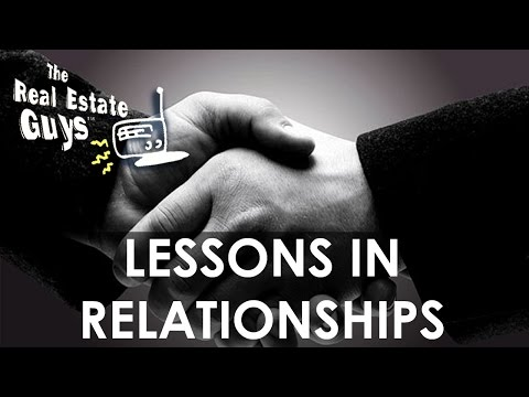 Lessons Learned In This Relationship Business