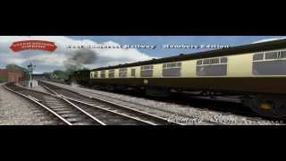 West Somerset Railway - The Members Edition for Train Simulator In Focus Part 1
