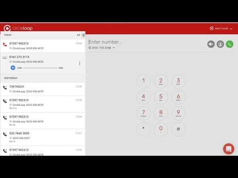 CircleLoop Desktop App (1.0.5) - Quick Walkthrough