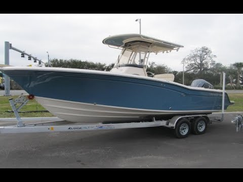 2018 Grady-White 236 Fisherman for Sale at MarineMax Jacksonville Beach