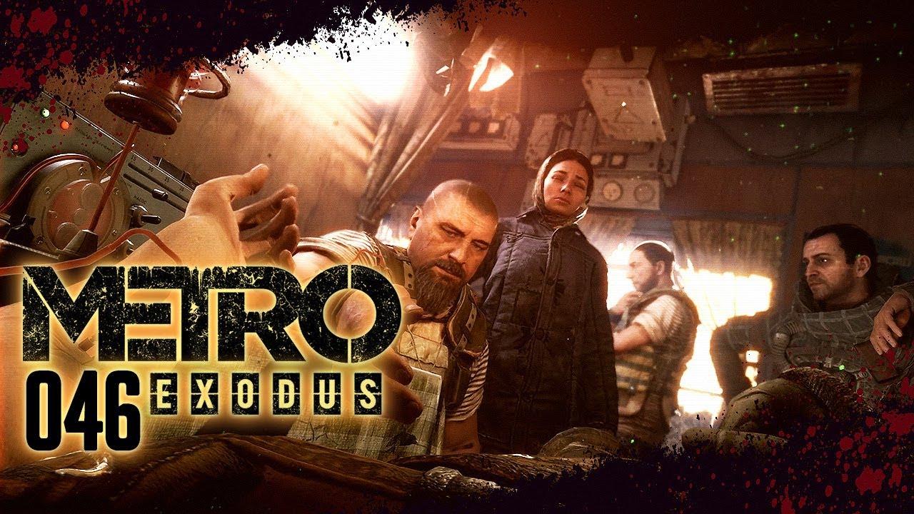 Metro Exodus Ende