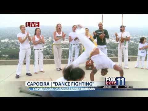 KKFX Capoeira Santa Barbara