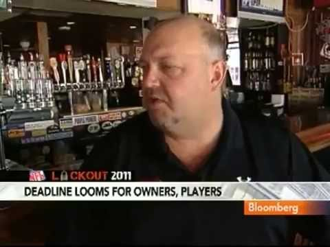 2011 NFL Lockout Video