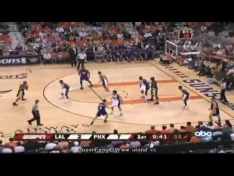 Suns-Lakers 2007 Playoffs Game 1 [part 1]