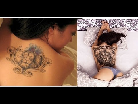 Amazing Lion Tattoos Designs for 2018