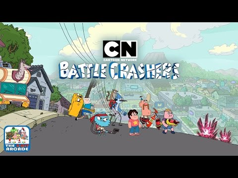 Jogar Cartoon Network: Battle Crashers no PC