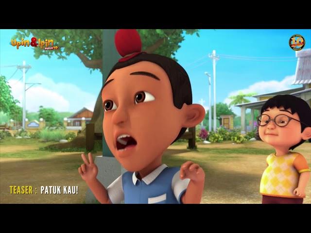Upin & Ipin  Patuk Kau -  Reverse video