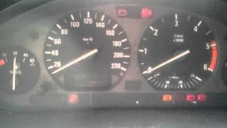 Symptomes probleme demarrage BMW E36 325 TD après changement de batterie