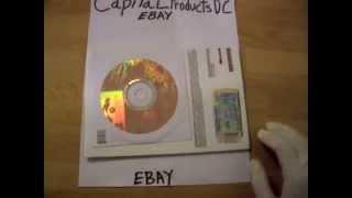 Windows XP SP3 -- On Sale on Ebay September 2010