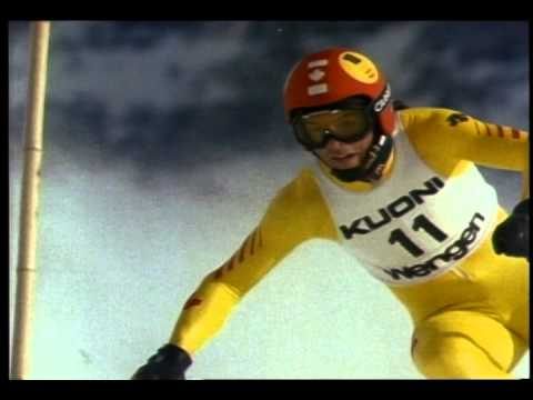 """""""Rivals"""" A Look Into Downhill Skiing Back in 1983 