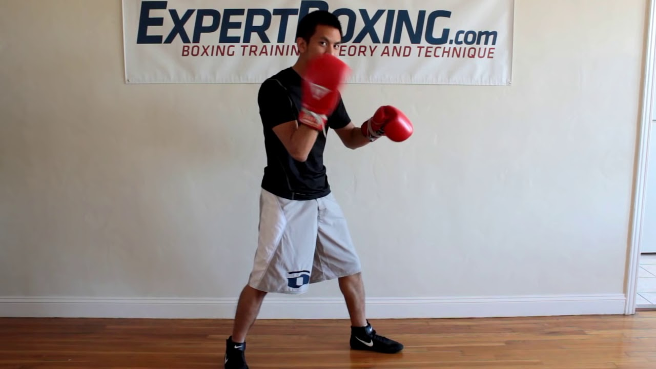Boxing stance styles