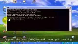 remover virus com o comando chkdsk