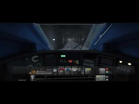 Train Simulator 2017 - TGV - Marseille - Avignon - Quick Drive