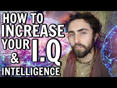 How to Increase Your Intelligence! (Life Changing)