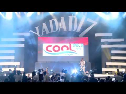 Download And WatchVideo: REEKADO BANKS Performs 'Standard' At Ushbebe's YA DADI 7