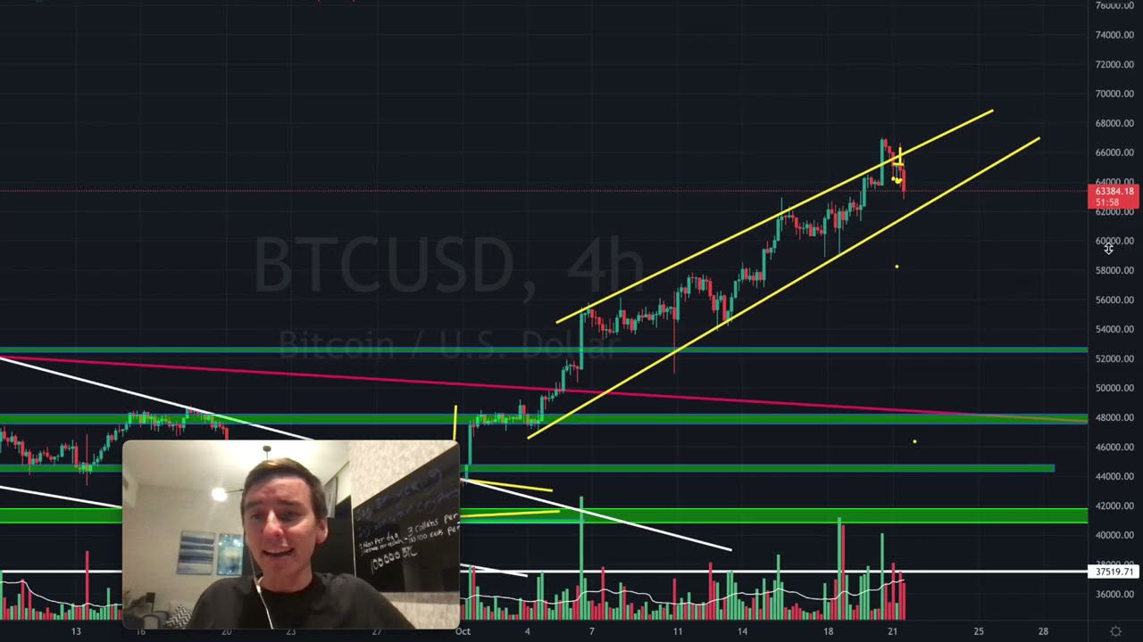 Download ⚠️  ENORMOUS WARNING TO ALL BITCOIN TRADERS!!!!!!! [this support needs to hold]