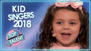 KID SINGERS On 2018 Got Talent! | Top Talent