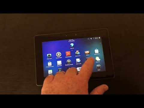 BlackBerry Playbook The Throwback