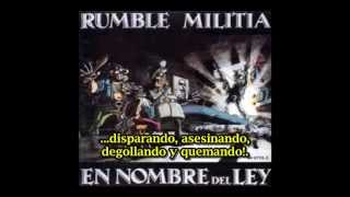 Watch Rumble Militia Chile Under Pinochet video