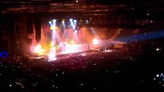 Rammstein - Bratislava 2011 - zaciatok