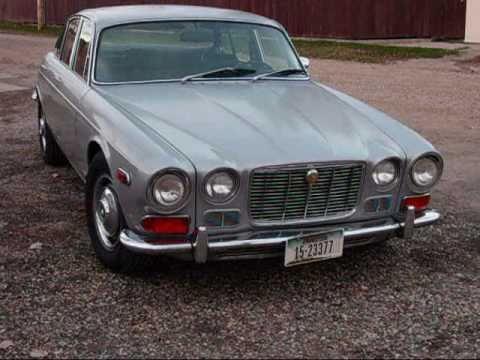 Attractive Jaguar XJ6   1972 Series 1   YouTube