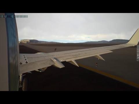 IXEG 737 Flight LGTS-LGAV