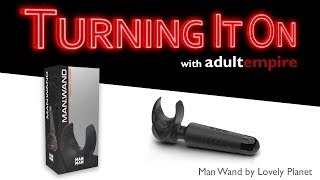 Man Wand by Lovely Planet - Turning It On With Adult Empire