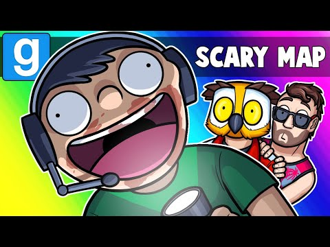 Gmod Scary Map (Not Really) - The Search for Content (Garry's Mod Funny Moments)