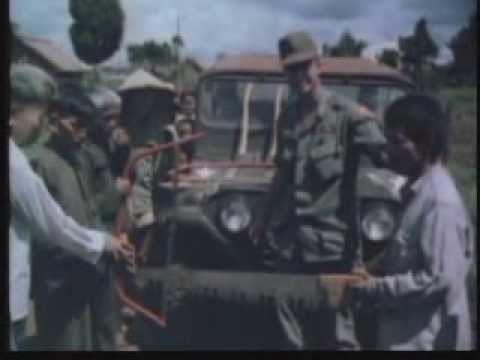 Army 25th Infantry In Vietnam